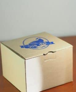 กล่องบรรจุไดคัท ชุดกาแฟ
